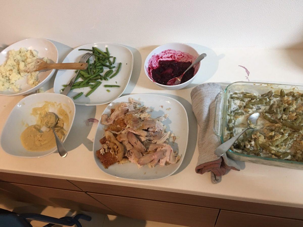 Thanksgiving Dayと恐ろしいBlack Friday