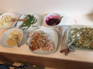 thanksgiving leftover