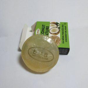 お土産ソープを使ってみました!COCONUT NATURE