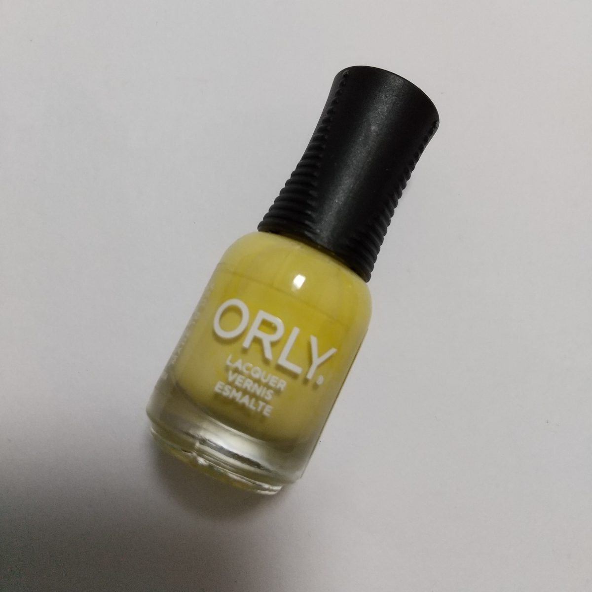 春ネイルとライトなつけ心地なハンドクリーム ORLY, co-op